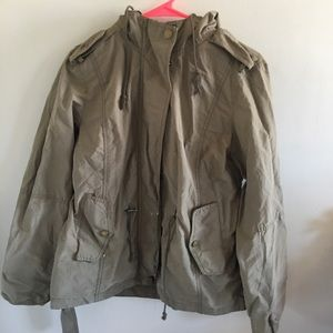 ana Thick Anorak Jacket in Great condition